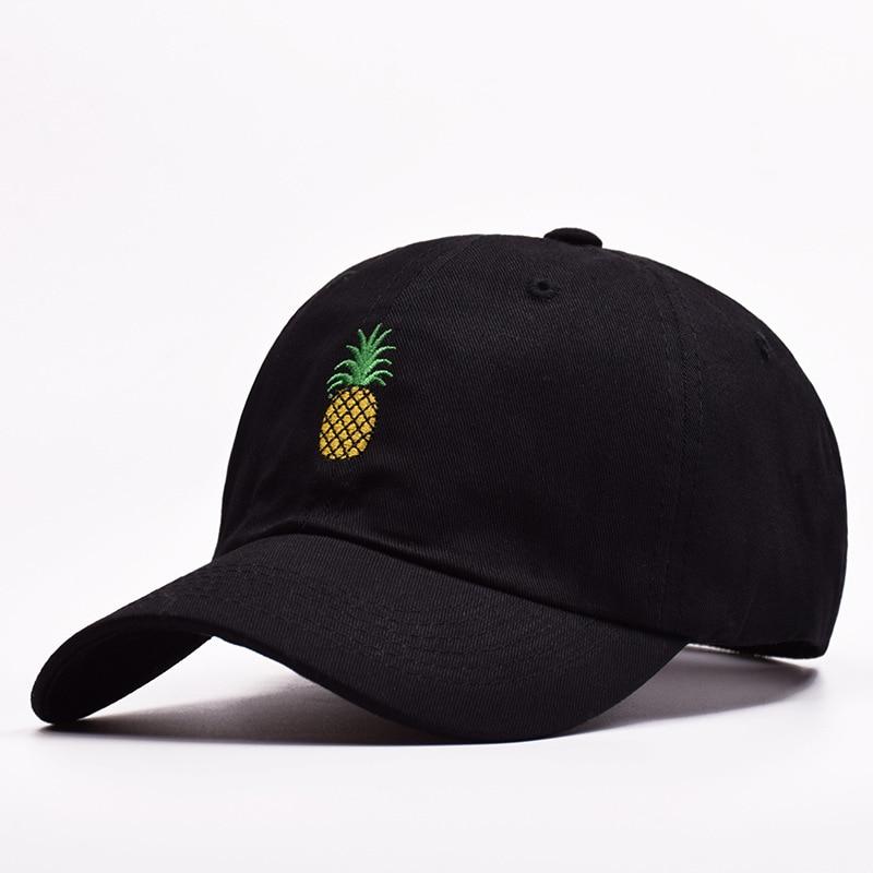 New Classic Baseball Cap pineapple Snapback Hat For Women Caps Summer Sun Hat Snapback Caps Sport Cap Casual Man Baseball Hat yienws full cap hat baseball for boy