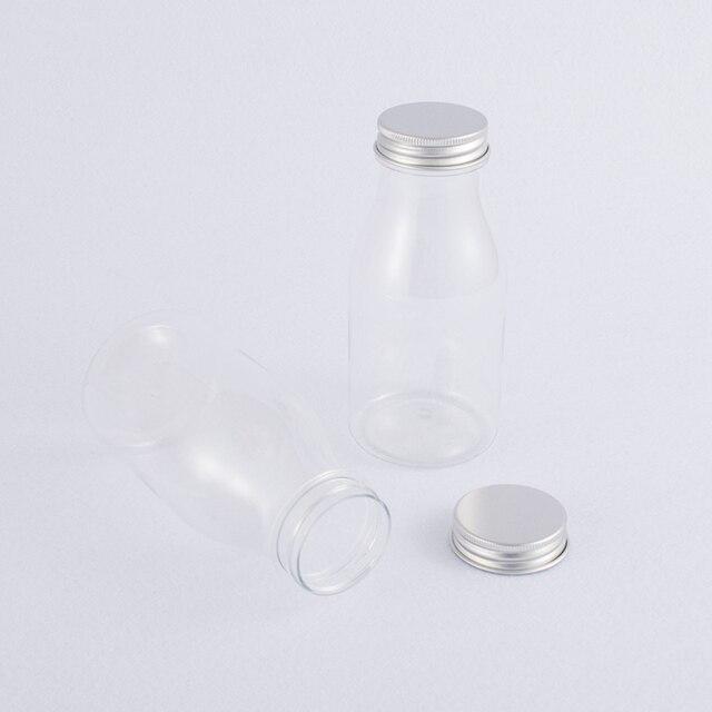 94fc32ac5cd6 Aliexpress.com : Buy Free shipping 20pcs/lot 300ml transparent milk bottle  bath salt mask plastic bottle, PET cosmetic packaging empty bottle from ...