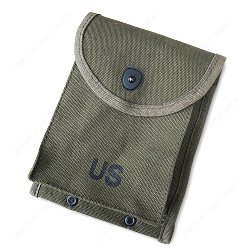Hunting Bags & Holsters Sunny Ww2 Us Korean War Army 30rd M1caebine Amo Pouch Magazine Bag-us/89702 Smoothing Circulation And Stopping Pains Hunting