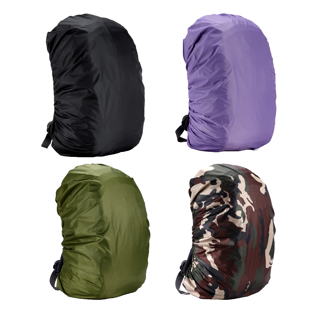 Backpack Anti-theft Rain Bag Cover Outdoor Climbing Portable Waterproof Case Camping Hiking Cycling School Travel Kits