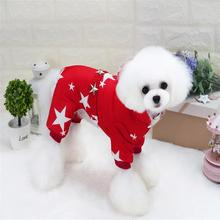 HOT Pet Coat Winter Warm Outerwear Thicken Dog Costume Clothing Wadded Jacket
