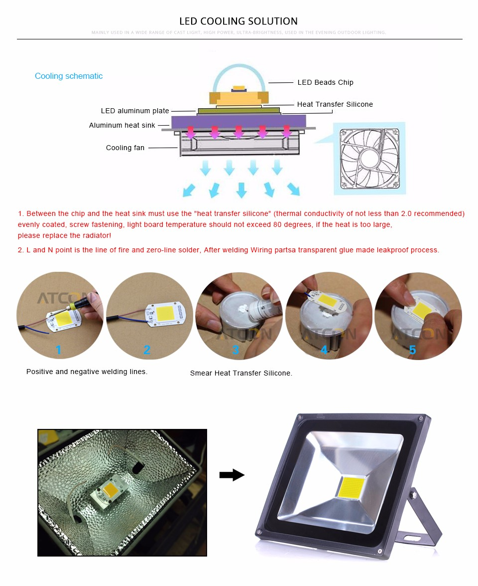 Smart Ic Driver 220v Input Cob Led Lamp Chip Bulbs Integrated Wiring Landscape Lights Parallel Product 01 02 03 04 05 06