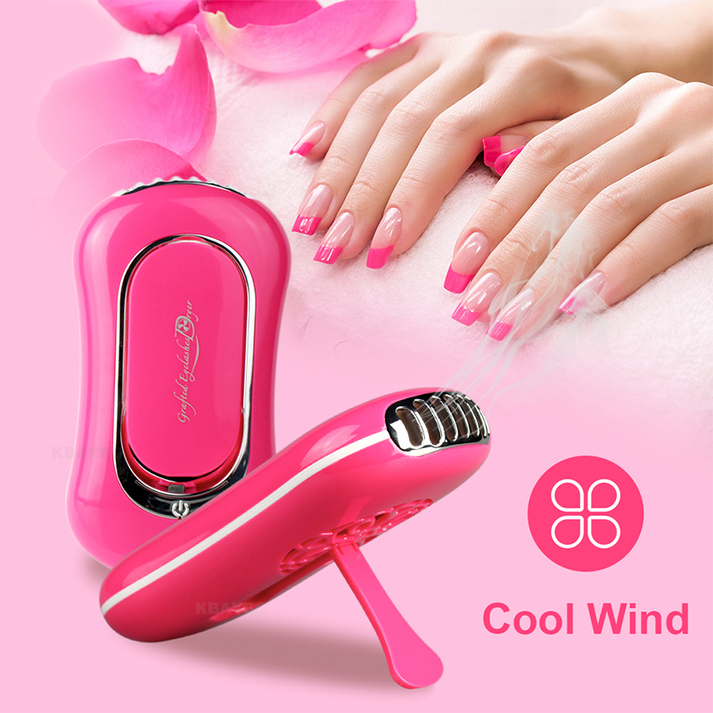 Mini USB Portable Fan Eyelash Dryer Air  False Eye Lash  Mascara Dryer Quick Drying Makeup Device ToolsMini USB Portable Fan Eyelash Dryer Air  False Eye Lash  Mascara Dryer Quick Drying Makeup Device Tools