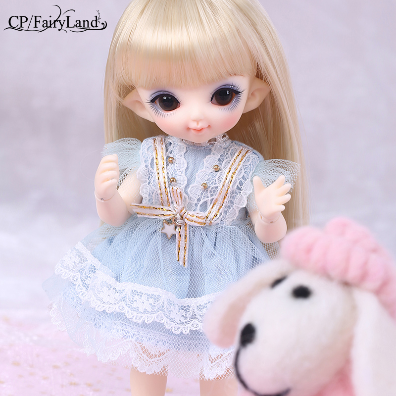 Fairyland Pukifee Cupid bjd sd dolls 1/8 body resin figures luts ai yosd kit doll not for sales toy baby tsum dolls lutsbjd luts tiny delf peter 1 8 bjd doll resin figures luts ai yosd kit doll toys for girls birthday xmas best gifts