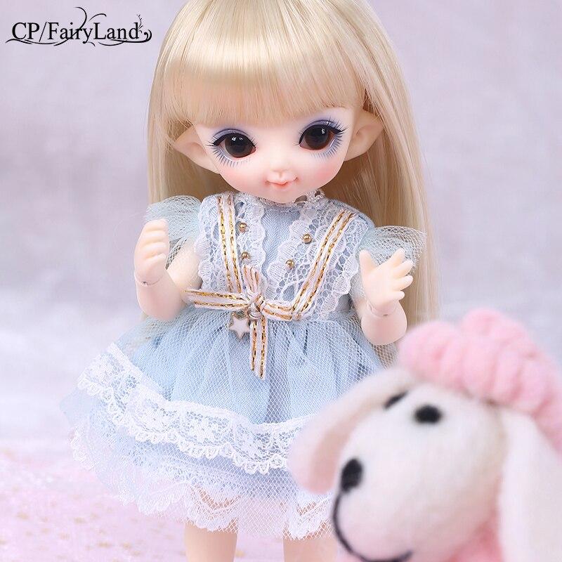 Muñecas sd bjd Cupid Pukifee Fairyland 1/8 figuras de resina corporal luts ai yosd kit muñeca no para la venta de juguetes bebé tsum muñecas-in Muñecas from Juguetes y pasatiempos    1