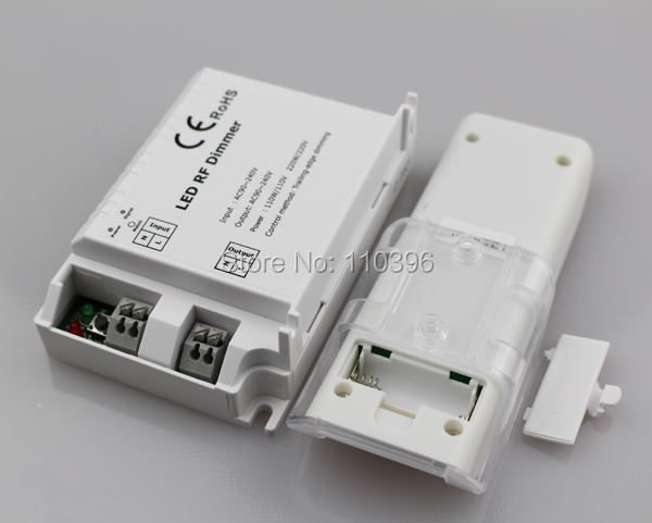 3 key draadloze afstandsbediening triac rf led dimmer controller voor - Lamp accessoires - Foto 4