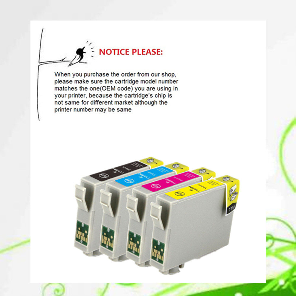 Online Shop Yotat Re Manufactured Ink Cartridge Pg810 Pg810xl Pg 810 Catridge Canon 811 Cl811 Cl Katrid Ip2770 Mp237 Mp245 Mp258 Compatible T0711 T0714 For Epson Stylus D78 D92 D120
