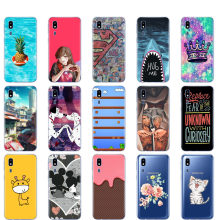 case For Samsung Galaxy A2 Core 2019 case Silicone Soft phone Cover For Samsung A 2 Core A2Core A260F 5.0'' Transparent shells(China)