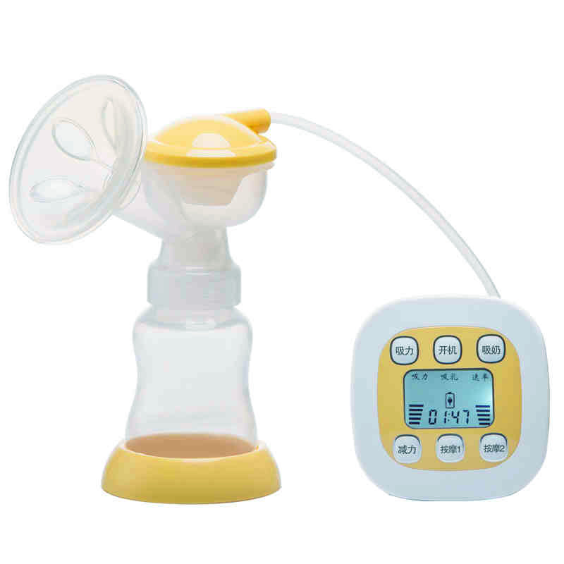 Maternity Pumping Brust Milk Breast Massager Power Feed Allaitement Pecho Christmas -2659