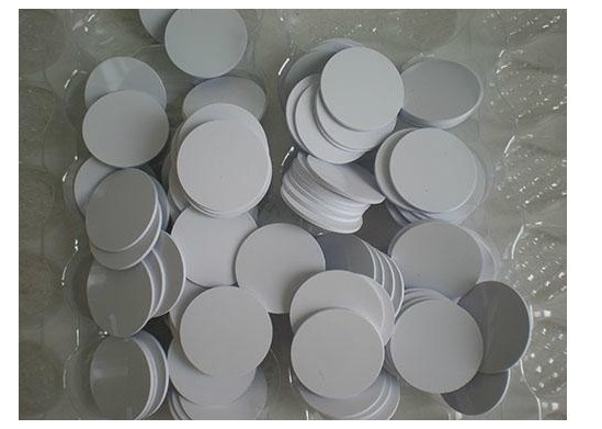 RFID IC round card, Waterproof IC Tag 13.56M 1k memory, Diameter 25mm min:10pcs waterproof ic tag round card diameter 25mm ic coin card 13 56m 1k memory min 100pcs