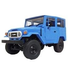 Wpl New Rc Car Toys C34 Off-Road Remote Control Kit(C-34K Plastic Suite Component Version)
