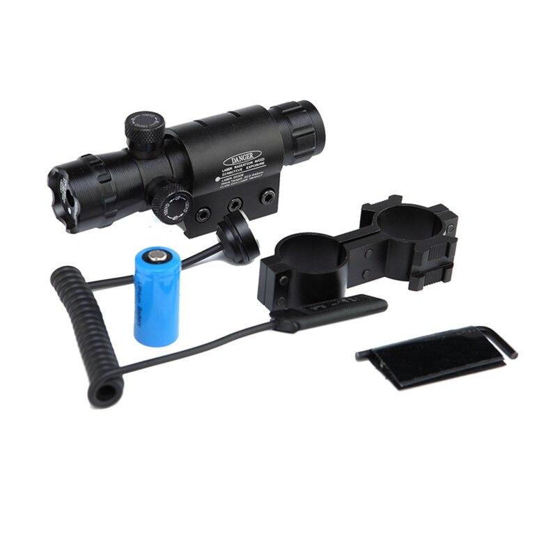 Visor de láser Tactical Red Green dot Sight que incluye monturas de - Caza - foto 5