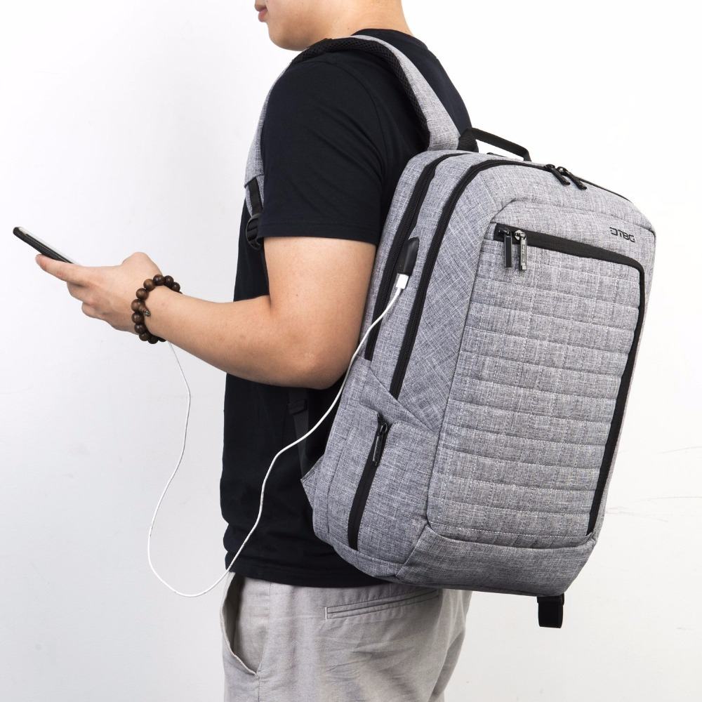 9543fb960a56 DTBG Brand Smart School Bags Teens Grid Large Capacity Anti Thief Laptop  Backpacks Men Women Travel