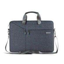 Brand Laptop Bag Messenger Briefcase Sleeves Shoulder Bag Handbag Muti-use Design Bolsa For PC Notebook Bag 15.4″ Drop Shipping