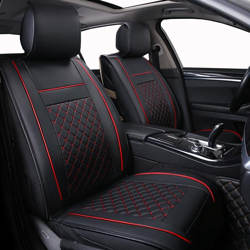 Vauxhall Frontera Meriva GREY /& BLACK Cloth Car Seat Cover Set Split Rear Seat