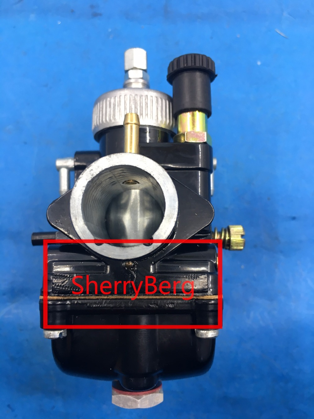 US $41 66 |for PHBG DS Black 19mm Racing Carburetor Carb Dellorto manual  choke mopeds scooter Carburettor-in Carburetor from Automobiles &  Motorcycles