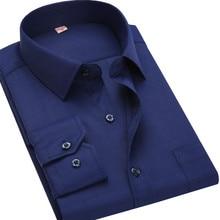Мужская рубашка 4XL 5XL 6XL 7XL