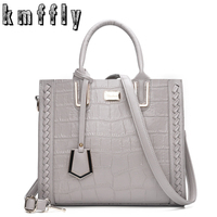 Fashion Tassel Top Handle Women Bags Luxury Designer Handbags High Quality Alligator Leather Messenger Bag Pochette