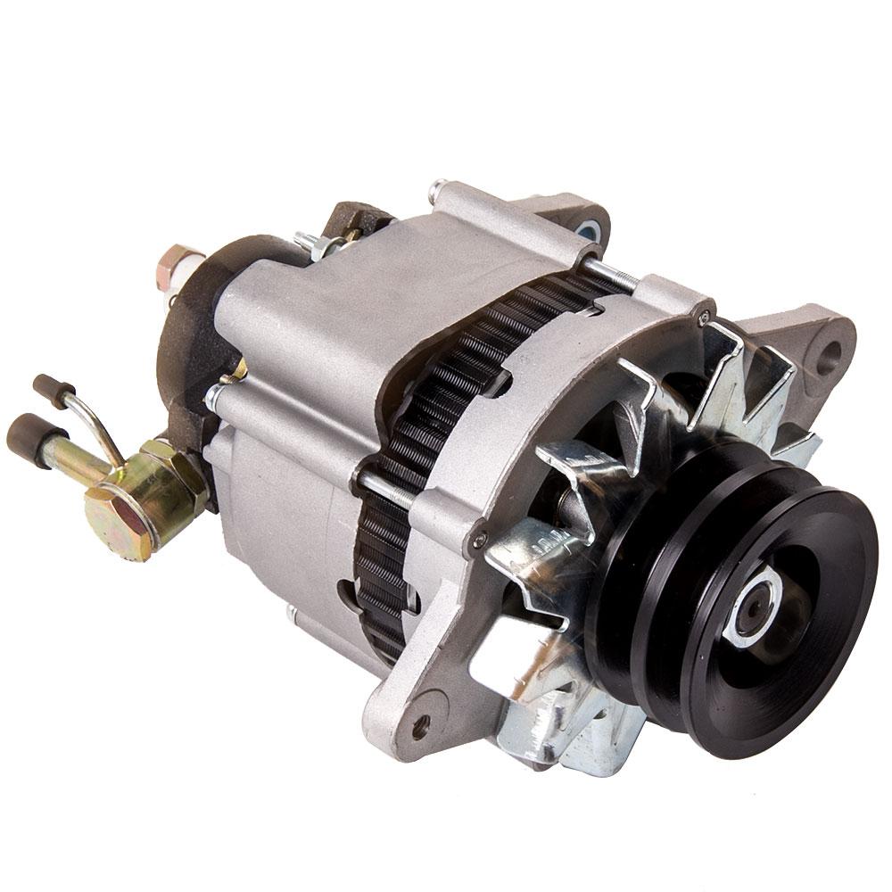 80Amp alternateur fit Nissan Urvan patrouille GQ GU TD42 E24 moteur TD27 2.7L diesel 1987-1993 LR170-407 12 tension