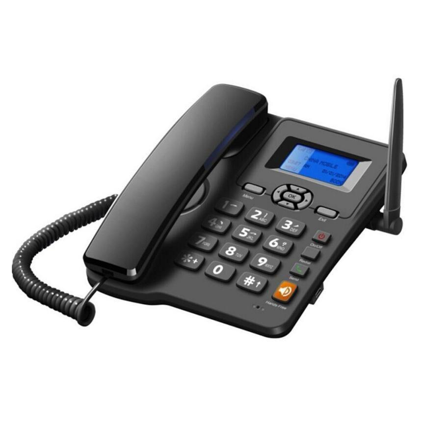 TNC Receiving Line GSM Fixed Wireless Phone ETS 6588 Network Lock Unction Figurines Miniatures