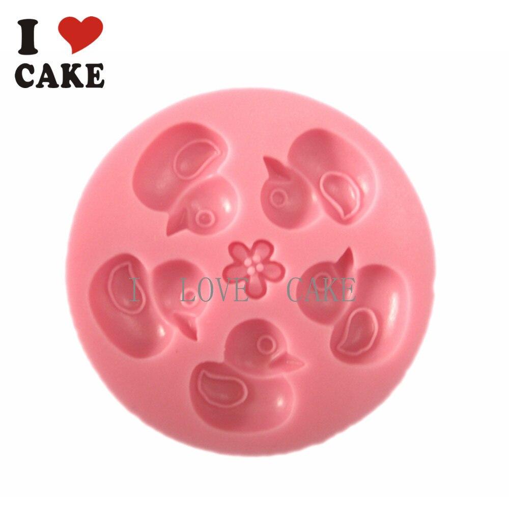 FA857Chick silicone cake mold cupcake cocina molde de ...