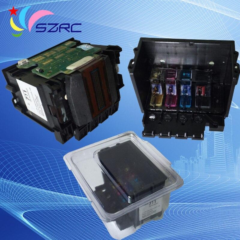 Tête d'impression HP711 2 mains d'origine de haute qualité Compatible pour la tête d'impression HP designjet T120 T520