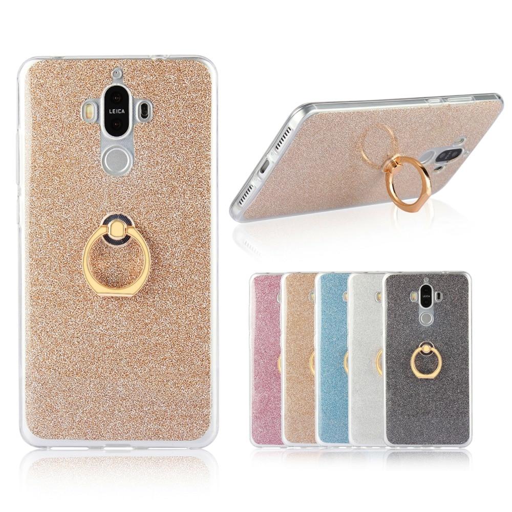 Funda de teléfono ultradelgada suave TPU Kickstand Finger para - Accesorios y repuestos para celulares - foto 1