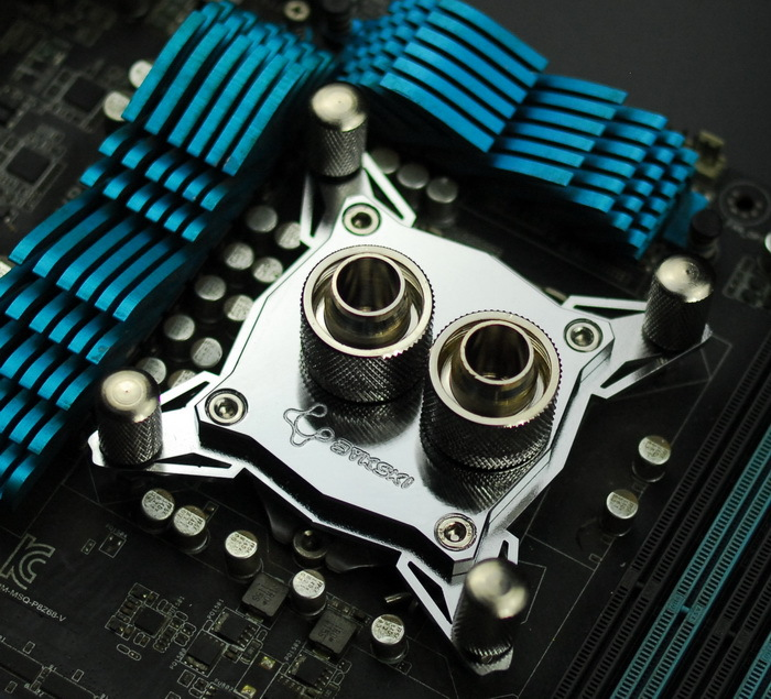 CPU waterblock performance with the performance of the same import waterblock water cooling block for cpu water cooling computer performance evaluation of cryptographic algorithms