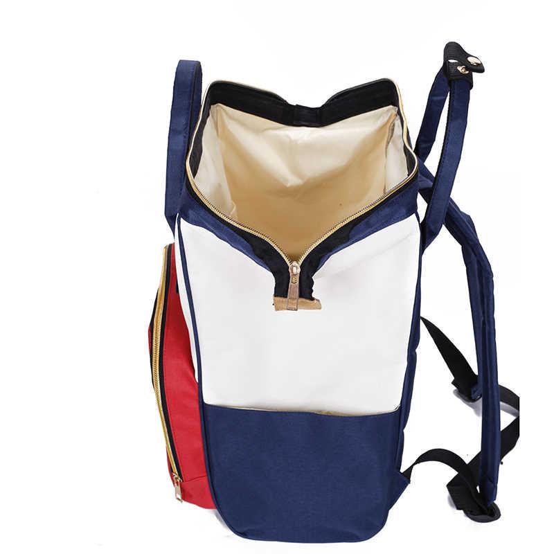 Женская сумка для беременных и кормящих женщин, Большой Вместительный рюкзак для мам, женская сумка для ухода за собой, водонепроницаемая детская сумка, рюкзак для путешествий