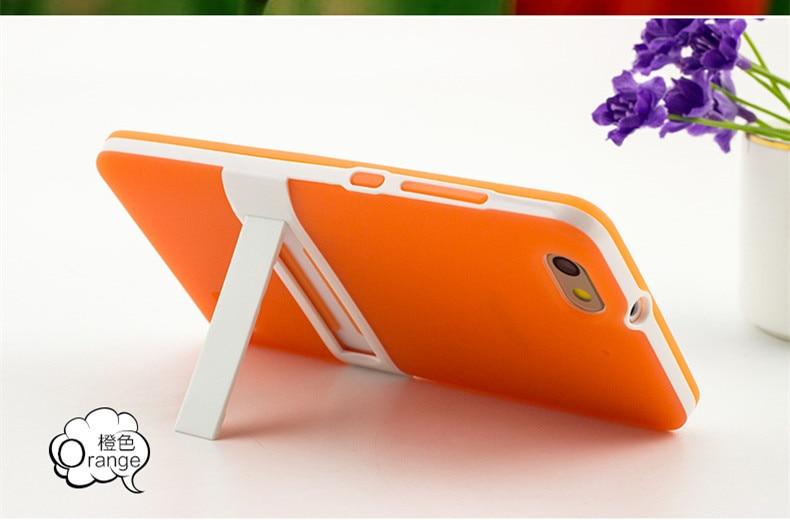 Ultra-thin PC Frame Soft Case Huawei Honor 4C Cover TPU Silicon Case - Բջջային հեռախոսի պարագաներ և պահեստամասեր - Լուսանկար 6