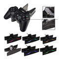 Brand New Premium UFO Design LED Dual Charging Docks Stand for PlayStation 4 PS4 Controller Charger Accessoriess