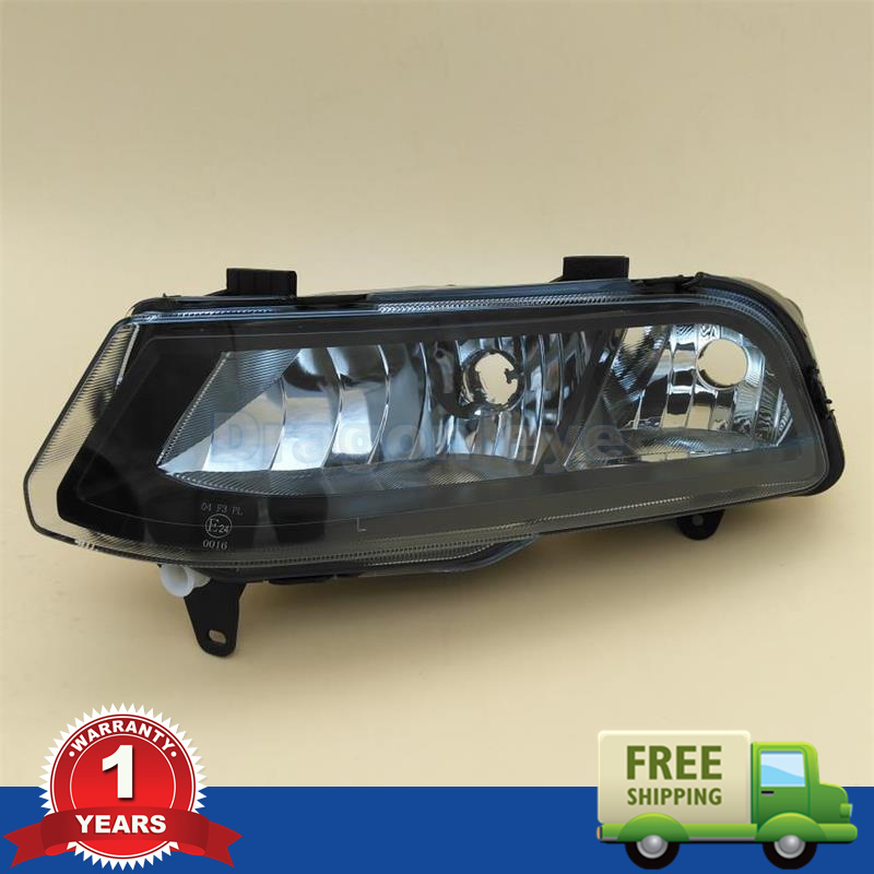 ФОТО Free Shipping For VW Polo Vento Derby 2014 2015 2016 2017 New Front Halogen Fog Light Fog Lamp Assembly Two Holes Left Side
