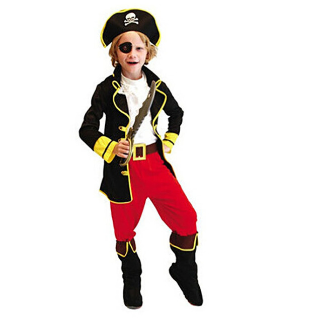 Best Selling Party Supplies Adult Boys Child Kids Pirates Captain Jack Sparrow Fancy Dress Costume Halloween  sc 1 st  AliExpress.com & Best Selling Party Supplies Adult Boys Child Kids Pirates Captain ...