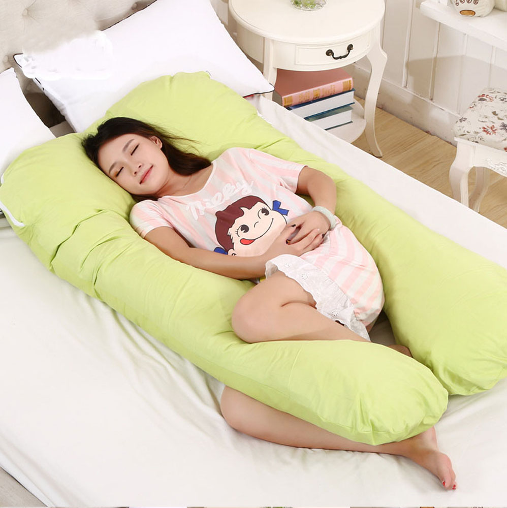 Medium Of Leachco Snoogle Total Body Pillow