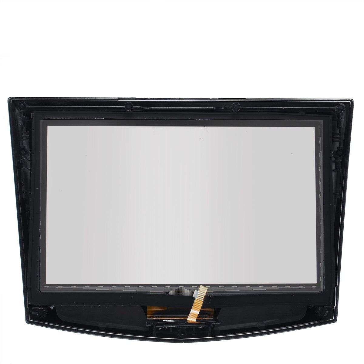 Пластик и стекло для сенсорного экрана для Cadillac Escalade ats, CTS SRX XTS CUE 2013-2017 sense для сенсорный дисплей, цифровой