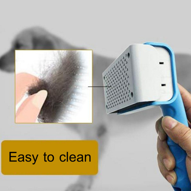 Brush Removal Hair Comb  2