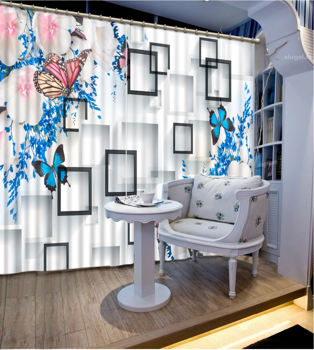 modern window curtains Any size 3D curtains Pansy photo living room bedroom blackout window photo 3d curtains           modern window curtains Any size 3D curtains Pansy photo living room bedroom blackout window photo 3d curtains