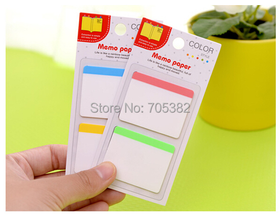 1 шт./лот мультяшный блокнот для заметок, липкие заметки, блокноты для записей, модный подарок,(tt-1409
