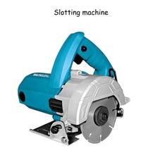 Высоко-Мощность автомат для резки мульти-функциональная древесина камень станок для резки мрамора прорезной станок для украшения инструменты 220 v/1200 w