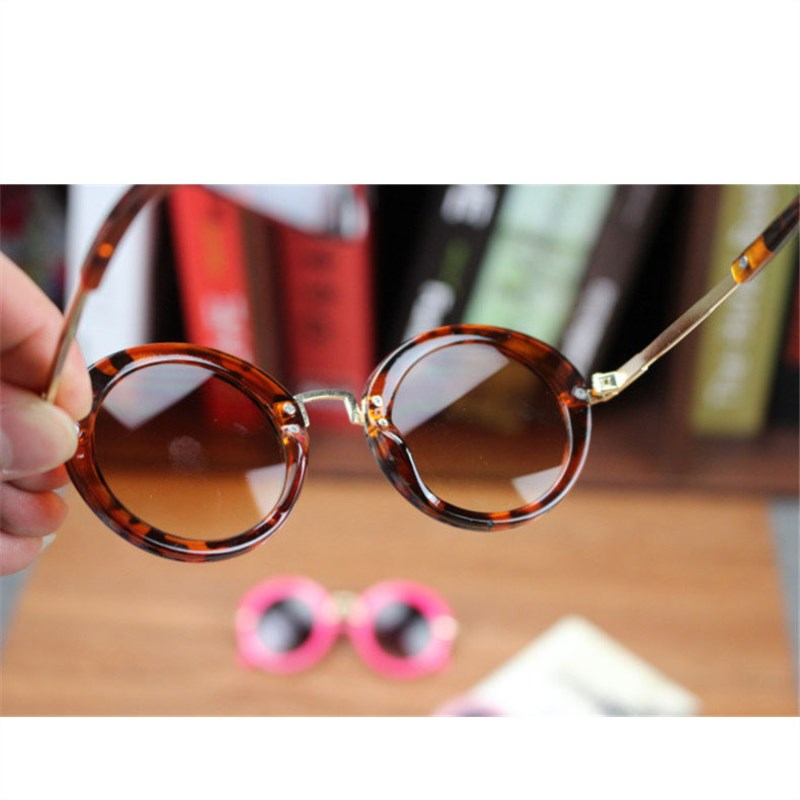 KOTTDO bulat kanak-kanak yang indah kanak-kanak cermin mata kacamata - Aksesori pakaian - Foto 6