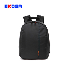High quality Small Compact camera backpack waterproof for Camera video bag d3200 d3100 d5200 d7100 digital camera case Two Color