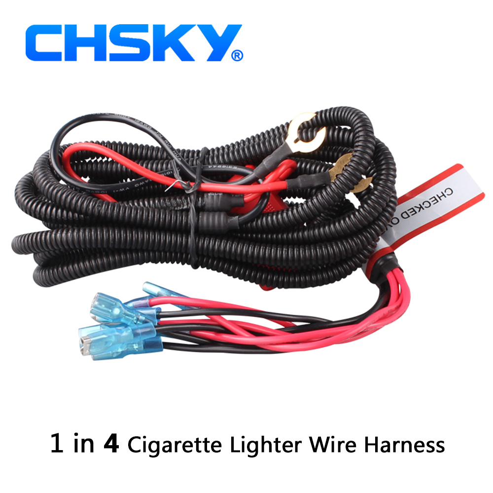 chsky high quality wiring harness suitable for car. Black Bedroom Furniture Sets. Home Design Ideas