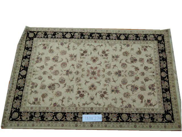 Perzisch Tapijt Goedkoop : Perzische tapijt iran handgeknoopt wol en zijde oosterse perzisch