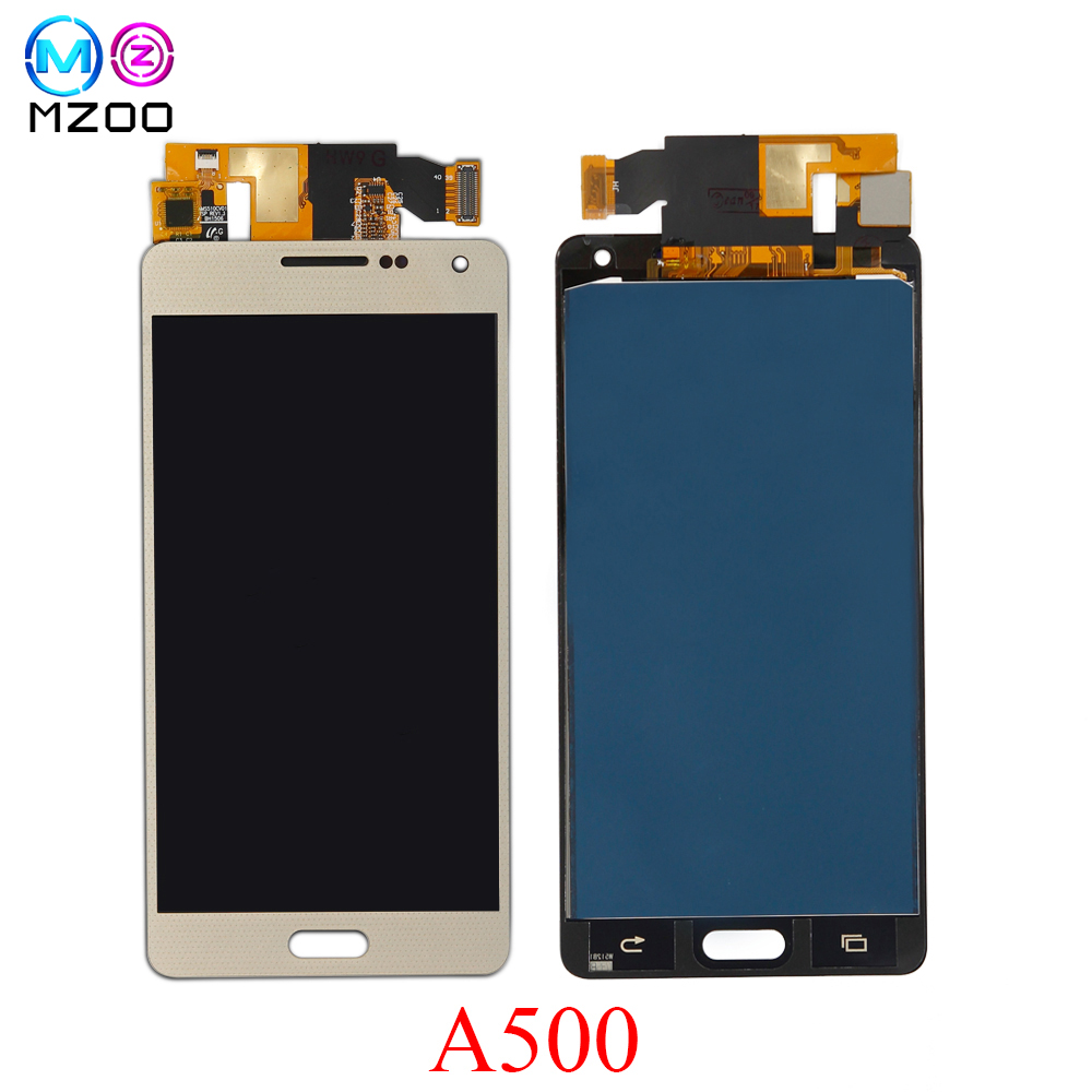 100% Tested <font><b>LCD</b></font> Ekran For <font><b>Samsung</b></font> <font><b>Galaxy</b></font> <font><b>A5</b></font> A500FU <font><b>A500</b></font> A500F <font><b>Lcd</b></font> <font><b>screen</b></font> Display touch <font><b>Screen</b></font> Panel Assembly With Free tools image