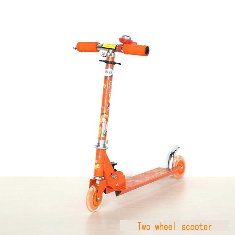 Enfants bébé scooter enfants 5in1 PU 2 roues Clignotant Swing Voiture De Levage 2-15 Ans Poussette Tour Vélo véhicule En Plein Air Jouets