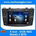 Ouchuangbo аудио DVD gps радио, пригодный для Mazda 3 2010 мультимедиа-плеер поддержка BT USB Русский Португальский испанский