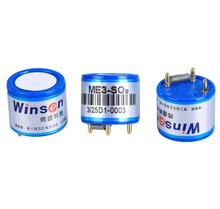 ME3 SO2 גופרית דו חמצני גז חיישן עבור תעשייתי זיהוי רעיל גבוהה ביצועים אלקטרוכימי h2s גז חיישן של גלאי