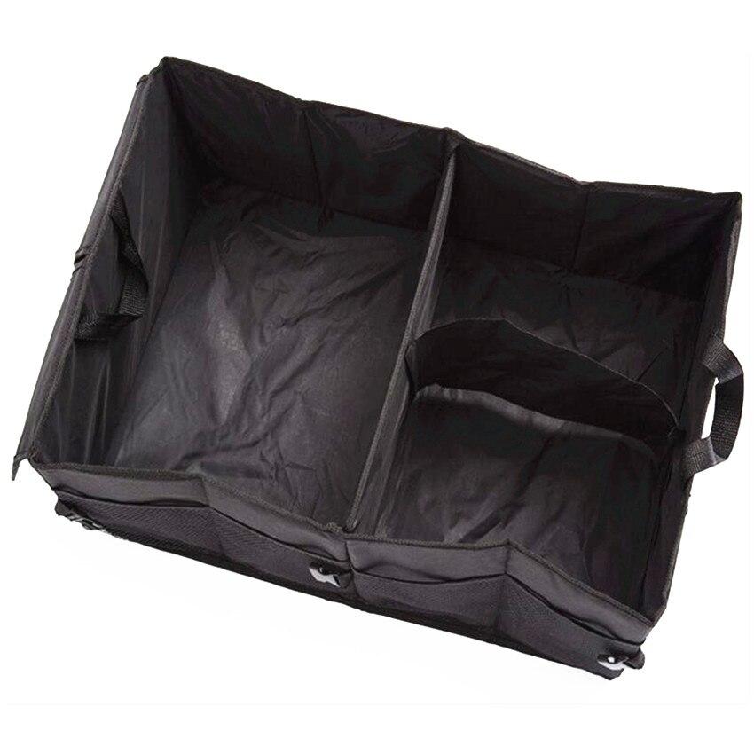Car trunk foldable Organizer Auto Storage Box For ix35 mazda honda civic 2006 2011 lada vesta nissan x trail t32 renault megane