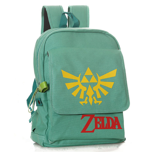 Dragon Ball Z Shoulder Bag Daily Backpack