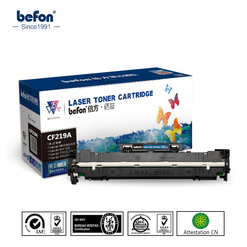 befon Compatible for Hp CF219A 219 19A 219A Drum Unit For LaserJet Pro M104a M104w 104 132 M132fn M132fp M132fw M132nw M132snw hisaint hot listing compatible drum cartridge replacement for hp 19a cf219a black laserjet pro m102w m130fn m130fw 1 pack